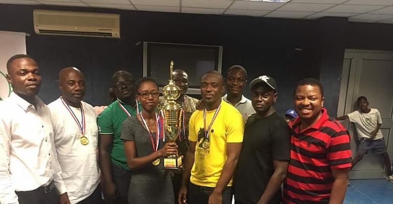 Knightmare Wins Chess Championship