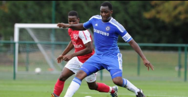 Former Chelsea Youth Captain Daniel Pappoe Joins New Radiant SC