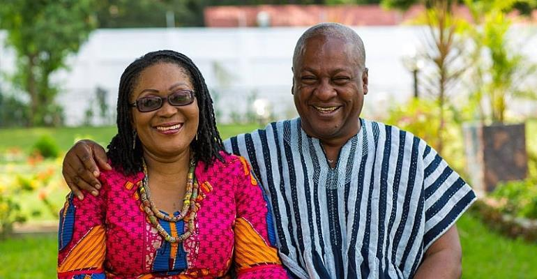 My husband's critics shall be put to shame – Lordina
