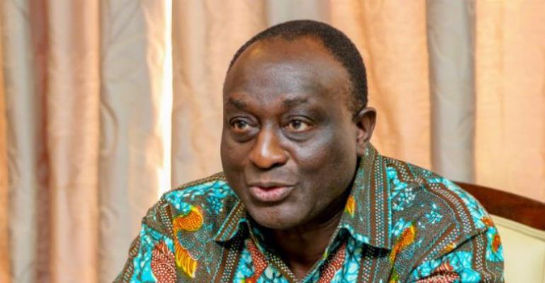 Interplast Boss Won't Pay 100k Just To Sit By Akufo-Addo