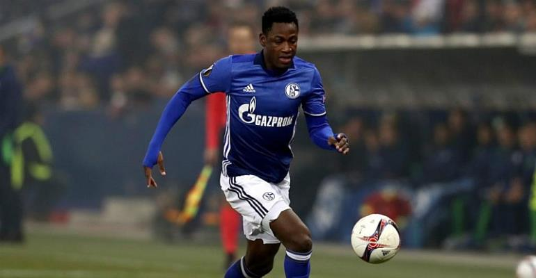 It Will Be An Interesting Option For Baba Rahman To Join Schalke - Antonio Conte