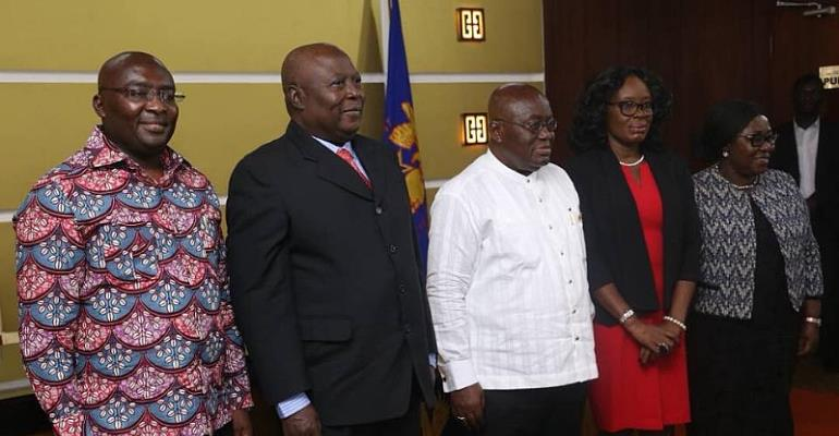 Danquah Institute Applauds Martin Amidu On His Appointment As The Special Prosecutor
