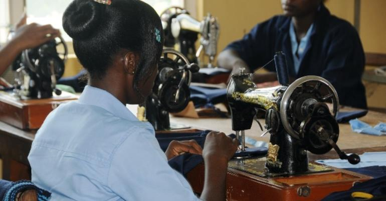 Akwatia MP Sponsors 100 Girls To Undergo Skills Training