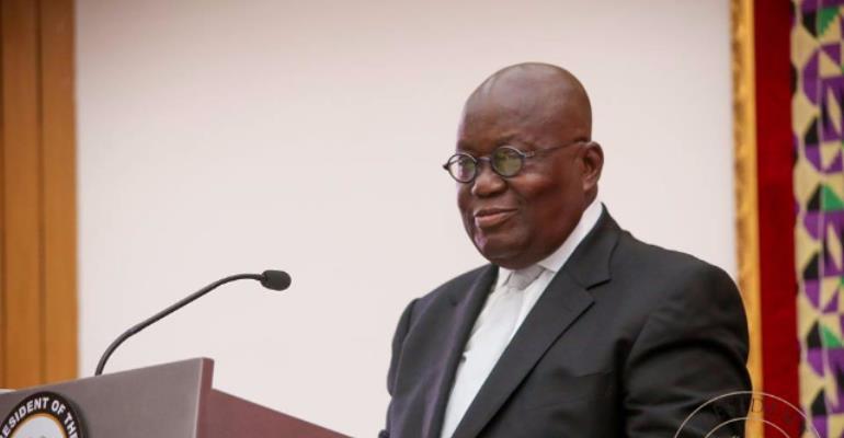 President Addo Dankwa Akufo-Addo