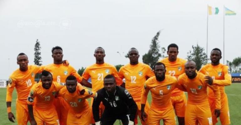 2018 Chan: Ivory Coast Face Debutants Namibia