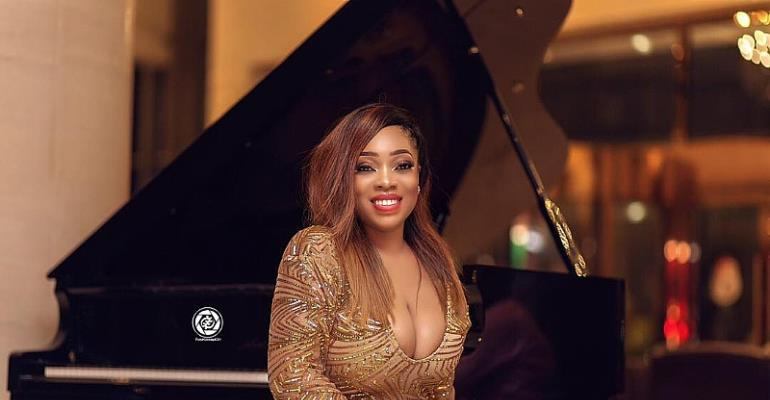 Ghanaian Actress Moesha Boduong Says Being Curvy Is Not A Crime