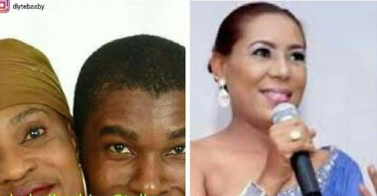 Please Lets Join hands to Save the Life of Singer, Stella Monye's Only Son