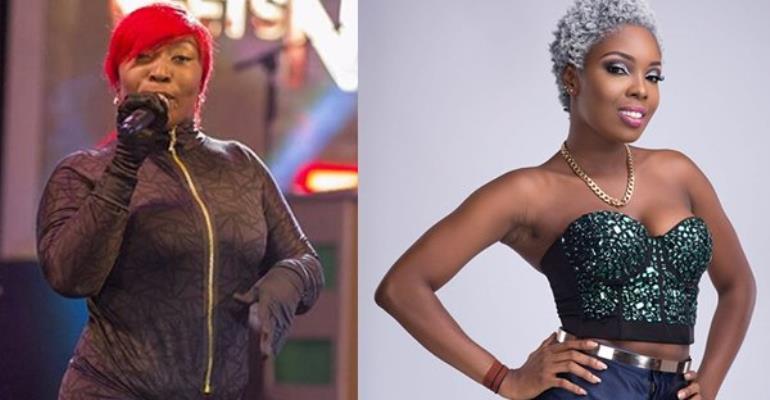Eno Barony Discredits Singer Feli Nuna; Says She Is Not A Rapper