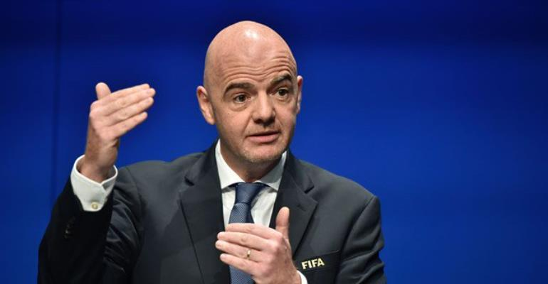I Am Confident Egypt Will Manage To Stage A Great Afcon, Says Fifa Boss Gianni Infantino