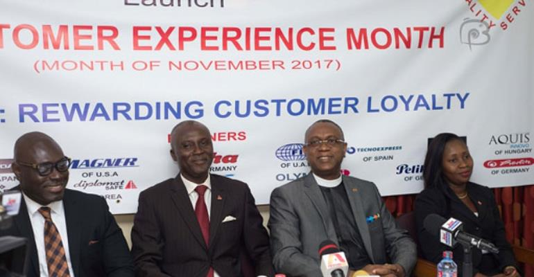 Krif Ghana Rewarding Customers This November