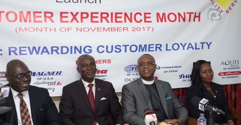 Krif Ghana Rewarding Customers This November