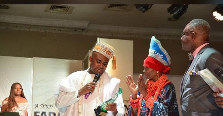 Eurostar Boss Honoured In Nigeria