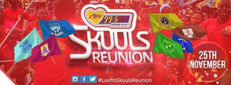 Katanga Pays Tribute To KABA As Luv FM Skuulz Reunion Hits Kumasi