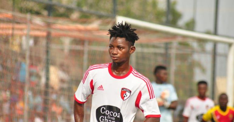Gideon Waja Will Not Be With Us In The 2017/18 GPL Season – WAFA Operations Manager
