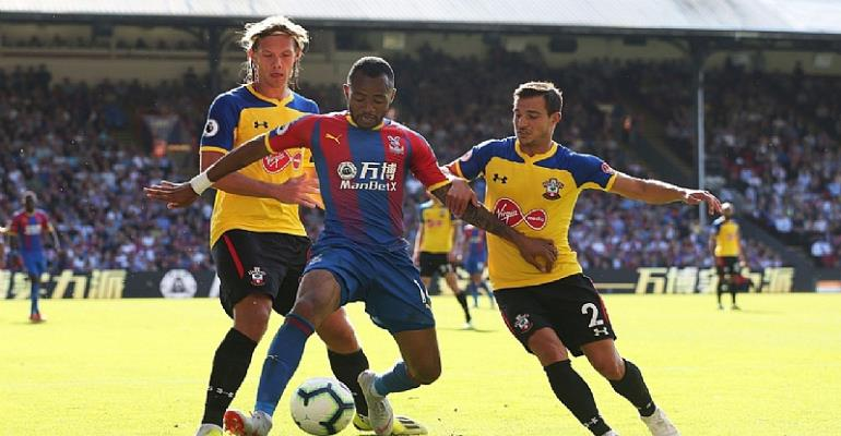 Jordan Ayew Urge His Crystal Palace Teammates To Focus Ahead Of Manchester United Clash