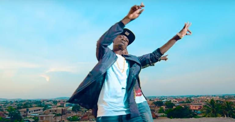 Lil Win Ft Guru - Kwadwo Nkansah (Official Video)