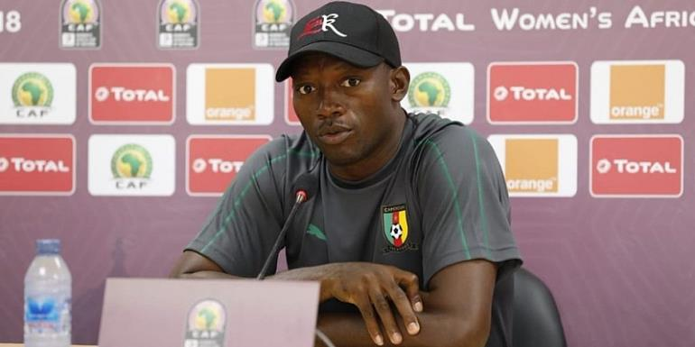 AWCON 2018: Cameroon coach Hails Black Queens After Cagey Draw