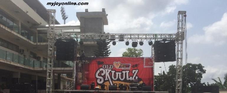 Luv FM 2017 Old  Skuulz Reunion