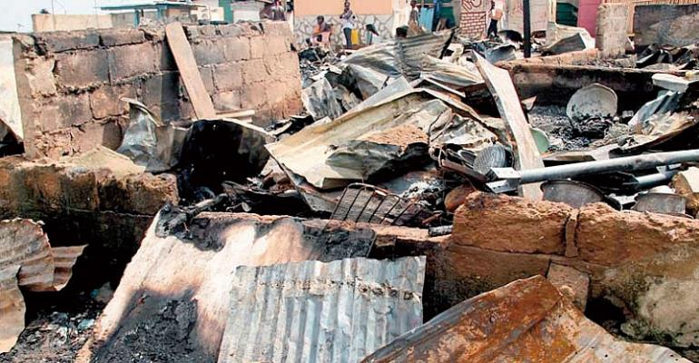 6-Year-Old Girl Burnt To Death
