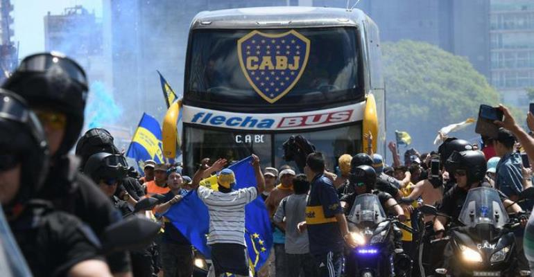 Copa Libertadores final postponed for second time
