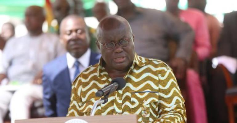 More Desks And Beds Coming For FREE SHS--Akufo-Addo Assures