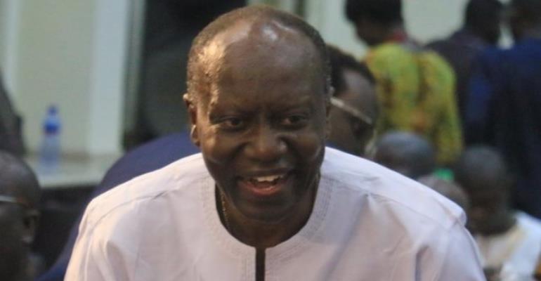 Ken Ofori Atta is Finance Minister