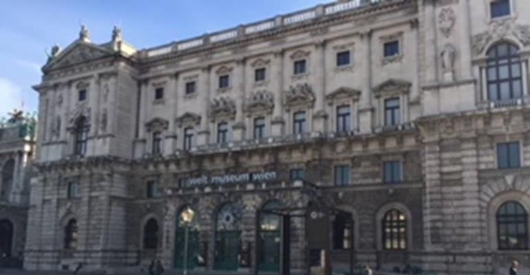 World Museum, formerly Ethnology Museum, Vienna, Austria.