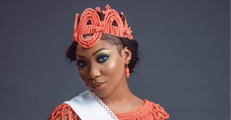 Beauty Of Africa World, Okoli Sochima Goodness Slays In New Photos Ahead Project Launch!