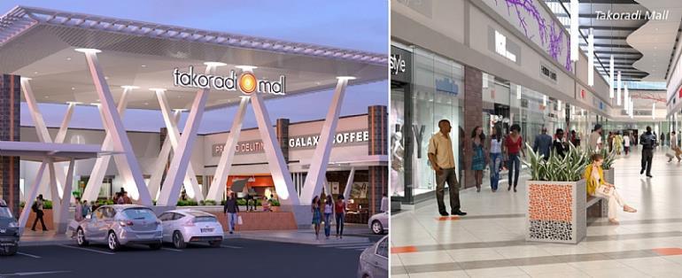 Takoradi Mall Opens In December