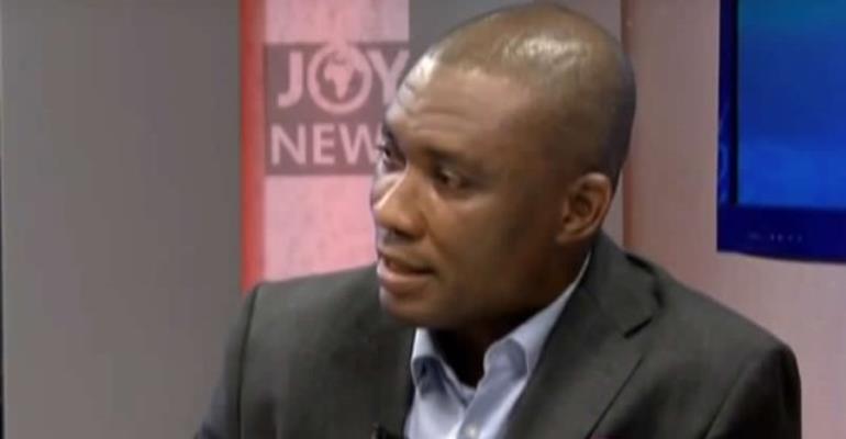 George Duker is also MP for Tarkwa-Nsuaem