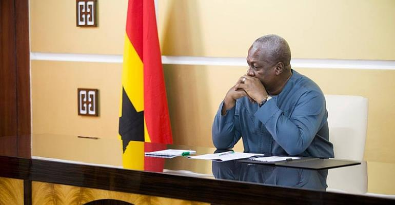 Mahama petitioned to make December 7 a holiday