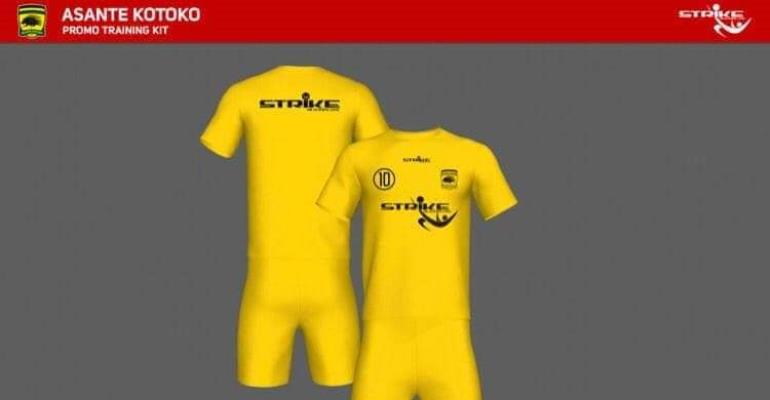 Strike Set To Release Asante Kotoko Replicas [PHOTOS]
