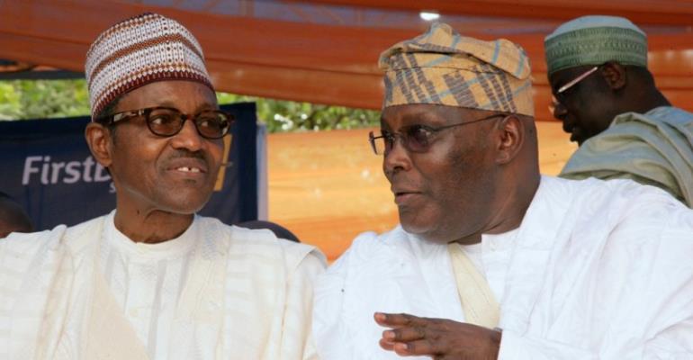 2019: Buhari, Atiku In The Eyes Of Nigerians