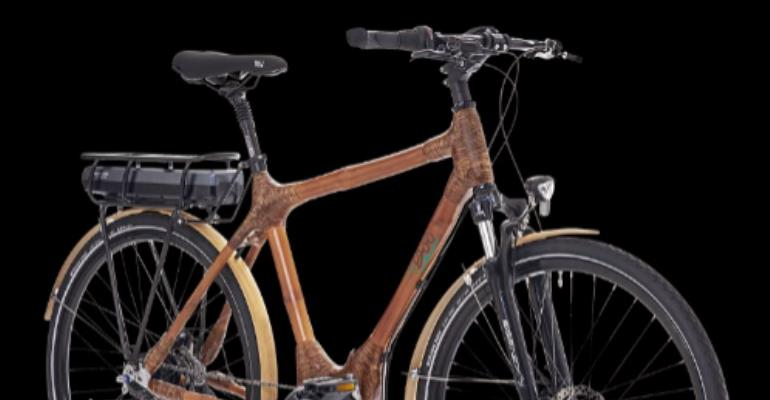 Booomers Launches First World Bamboo Electric Bicycle In Germany