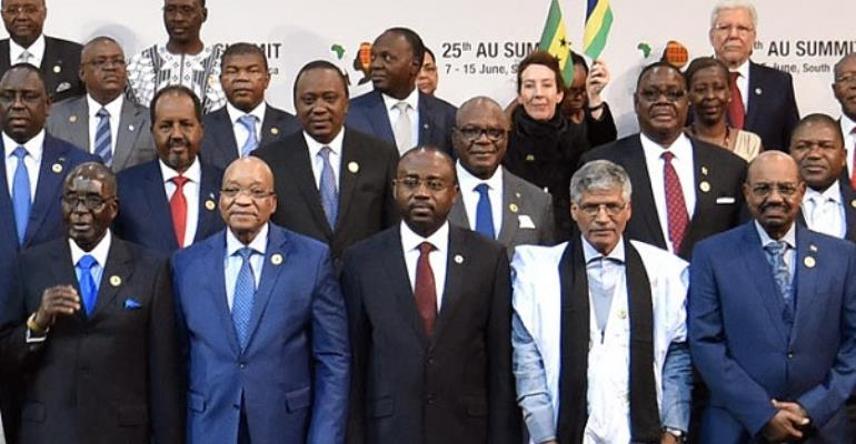 Why Our Current African Leaders Are Selfish And Wicked