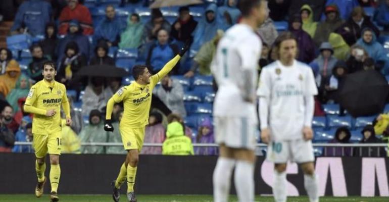 Villarreal Stun Real Madrid At The Bernabeu