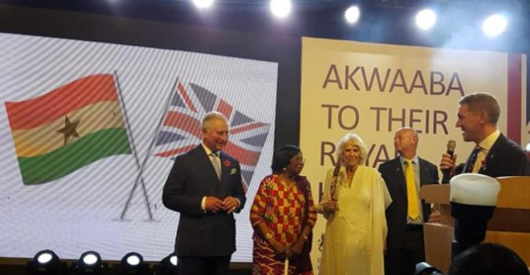 RoyalVisitGhana: BHC holds Royal reception for Prince Charles, Camilla