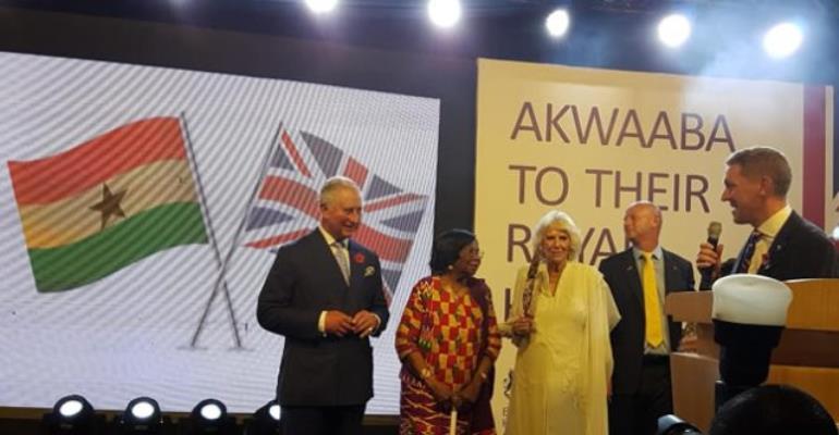 RoyalVisitGhana: BHC holds Royal reception for Prince Charles, Camilla