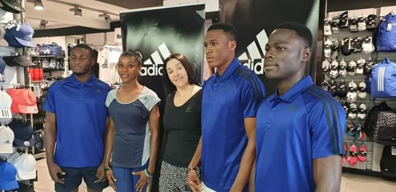 Adidas Fulfills Promise To GNPC Ghana Fastest