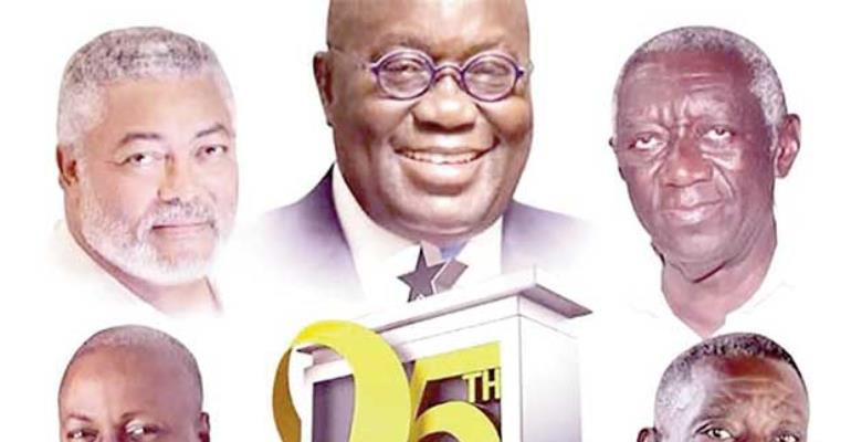 25 Years Of Ghana's 4th Republic: Successes And Failures
