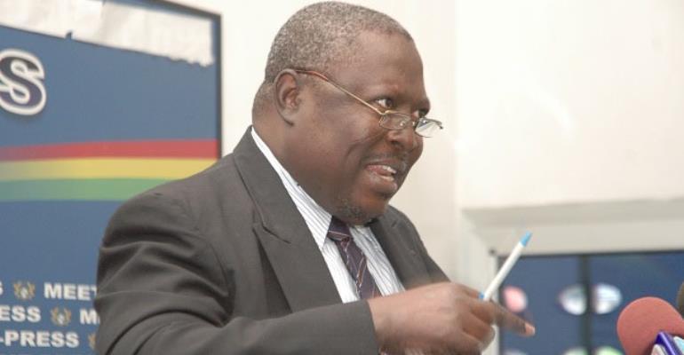Martin A.B.K. Amidu