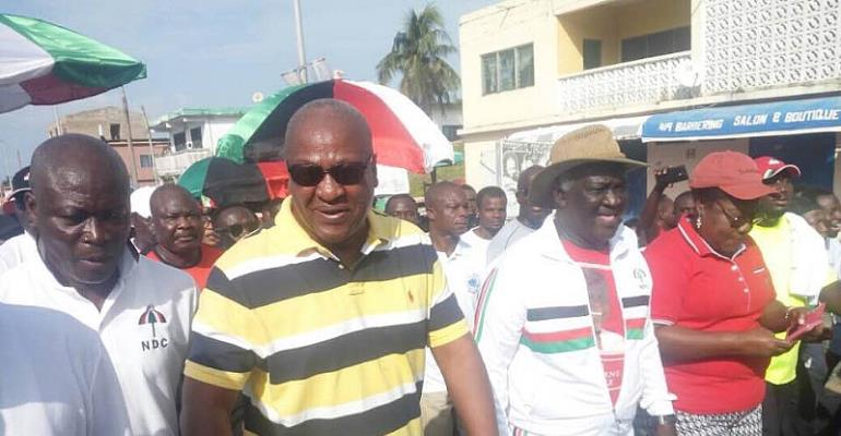 NDC 'Unity Walks' not sponsored by John Mahama - Kofi Adams to Bagbin