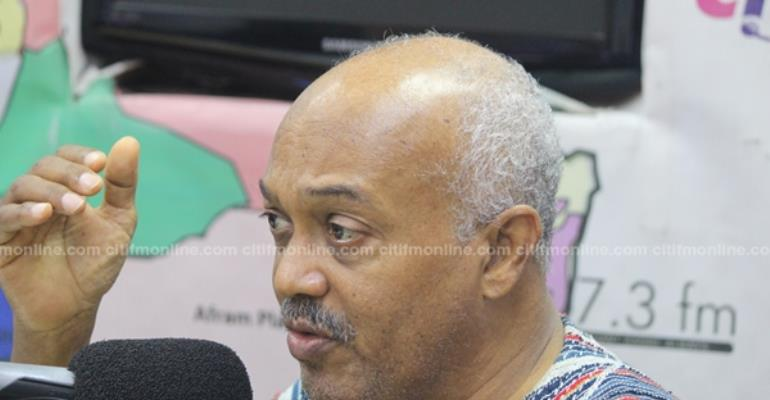 Hopes Are Too High In Martin Amidu As Special Prosecutor--Casely Hayford