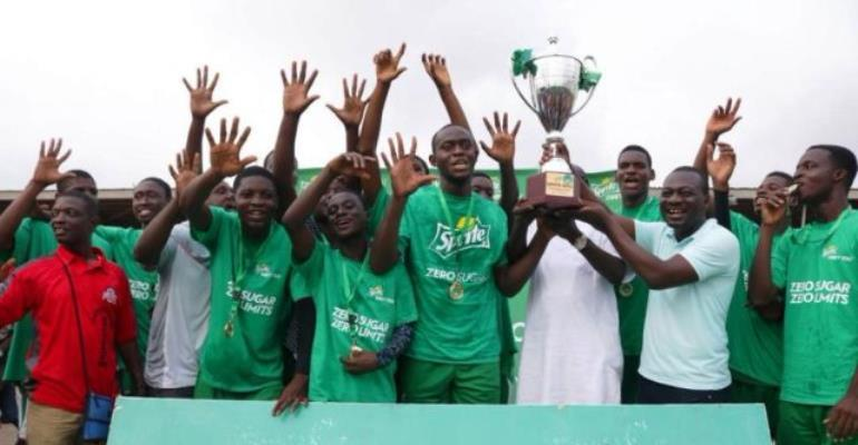Mfantsipim Beat WASS To Win Fifth Sprite Ball title