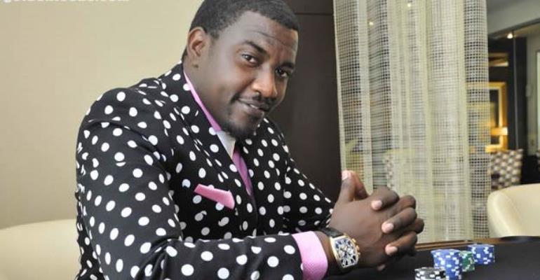 John Dumelo opens fashion, cosmetics shop in Gambia