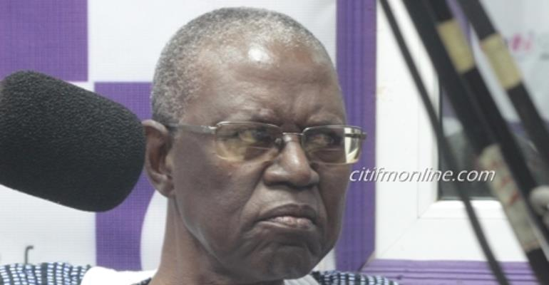 Amidu Could 'Resign' If....