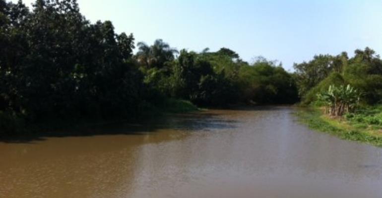 Galamseyers Re-surface Around Bui Dam