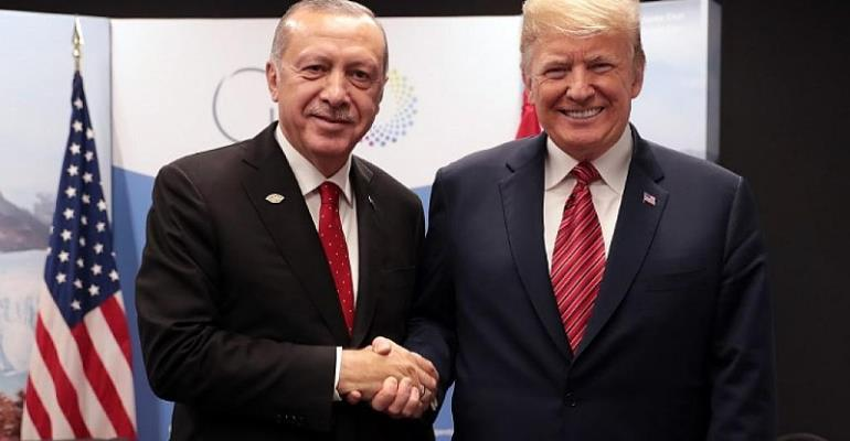 Trump threatens to devastate Turkey's economy if it attacks Kurds