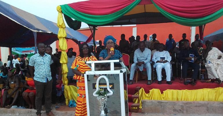 Gomoa Afransi To Present Community SHS To Government