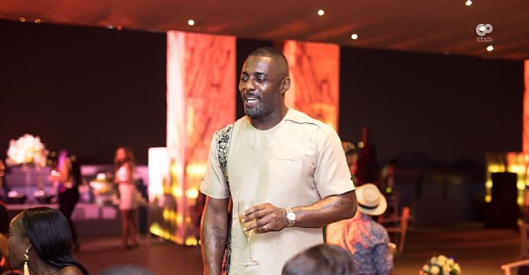 Idris Elba - Credit: GRAHL PHOTOGRAPHY